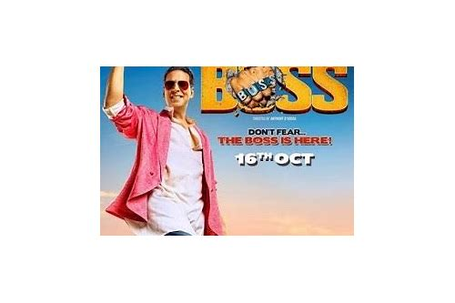 boss movie free download 720p