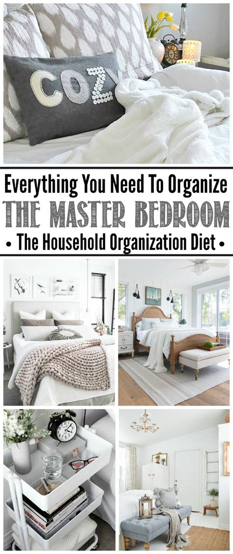 how to organize the master bedroom september hod clean