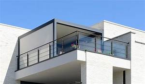 Store Pour Balcon : pergola pergola alu pour balcon brustor ~ Edinachiropracticcenter.com Idées de Décoration