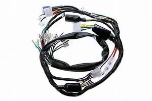 Wiring Harness For Honda Cb350f 1973-1974