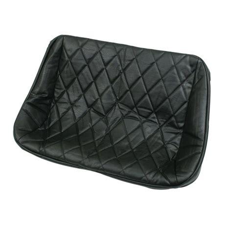 Diamond Pattern Seat Cover For Fiberglass Bench Seat 34