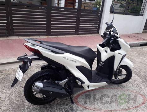 Honda Click 150i 2019 by 2019 Honda Click 150i Iss N