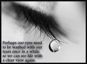 Tears In Beautiful Eyes Quotes | www.imgkid.com - The ...