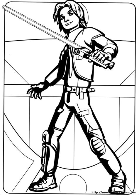 disegni de star wars rebels