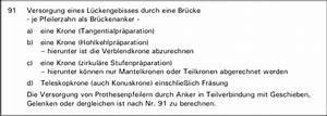 Bema Abrechnung : kassenabrechnung die prothetischen geb hrenpositionen ~ Themetempest.com Abrechnung