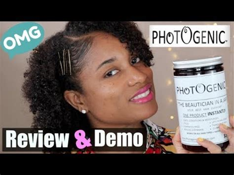 hair styling products reviews the photogenic hair care review demo 4811
