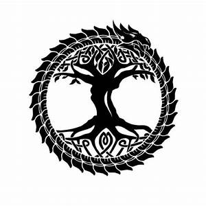 25+ best ideas about Yggdrasil tattoo on Pinterest ...