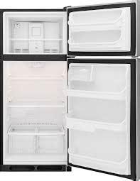 frigidaire ffhttb   top freezer refrigerator  appliances