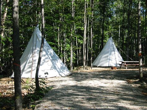 camping planning  ontario      click