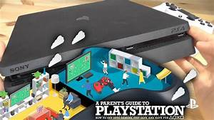 Playstation 4 Perfect Family Setup Guide