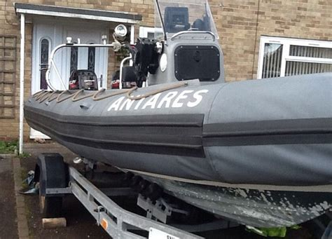 Fishing Boats On Ebay For Sale by Police Searching For People Smugglers In Channel Sold A