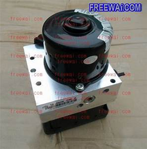 Brake Abs Controller Pump Assembly For Chery Qq Qq3 S11