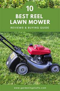 Top 10 Best Reel Mowers Reviews 2020  Push Reel Mower