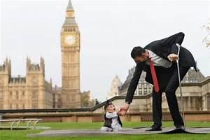 Der Größte Mensch Der Welt 2016 : rekordhalter gr ter mann trifft erstmals kleinsten mann der welt die welt ~ Markanthonyermac.com Haus und Dekorationen