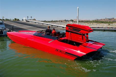 M41 Boat m41 performance catamaran dcb high performance boats