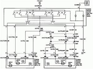 Ground Wiring Diagram 1999 Blazer