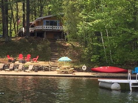 Nh Boating License Questions by Lakefront Chalet In The White Mountains Homeaway Conway