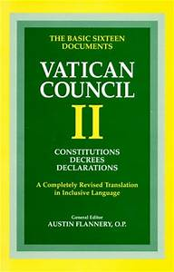catholic church documents websites eucharist With documents of vatican ii amazon