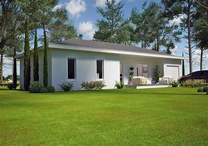 Garage Salon De Provence : maison moderne avec garage et terrasse salon de provence 13300 bdr slider construction ~ Gottalentnigeria.com Avis de Voitures