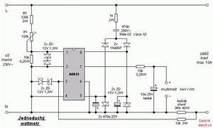 Wattmeter  Simple Ac Power Meter
