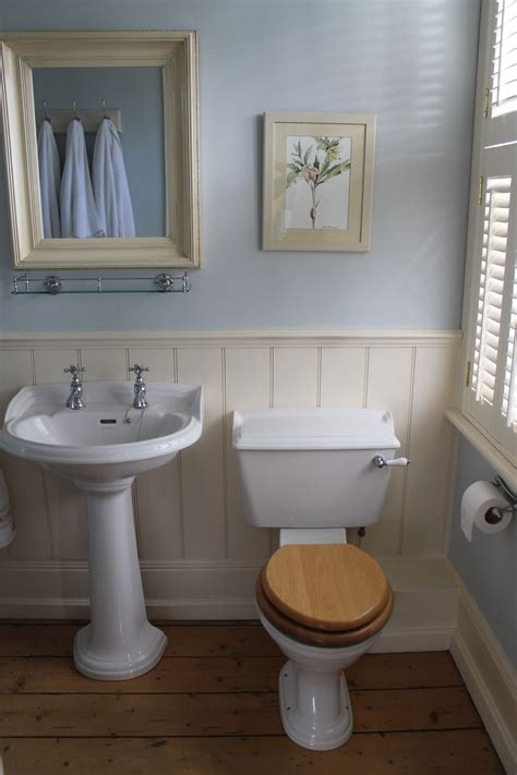 farrow and bathroom ideas tongue and groove panelling in ensuite bathroom walls in