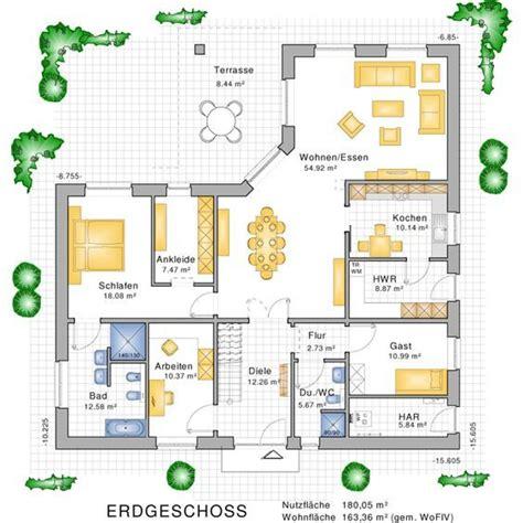 Moderne Häuser Auf Einer Ebene by Bungalows Barrierefreies Wohnen Auf Einer Ebene