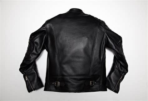 The Wythe Motorcycle Jacket