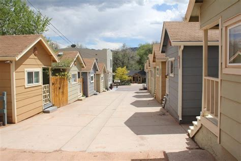Sausalito Cottages In Highly Desirable West Colorado