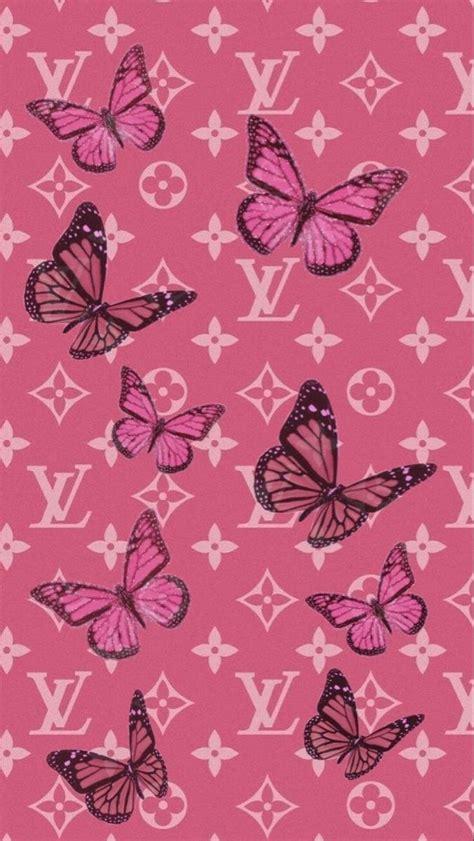 butterfly louis vuitton butterfly wallpaper iphone