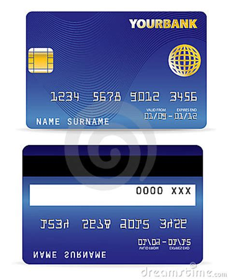 credit card  wave lines  royalty  stock image