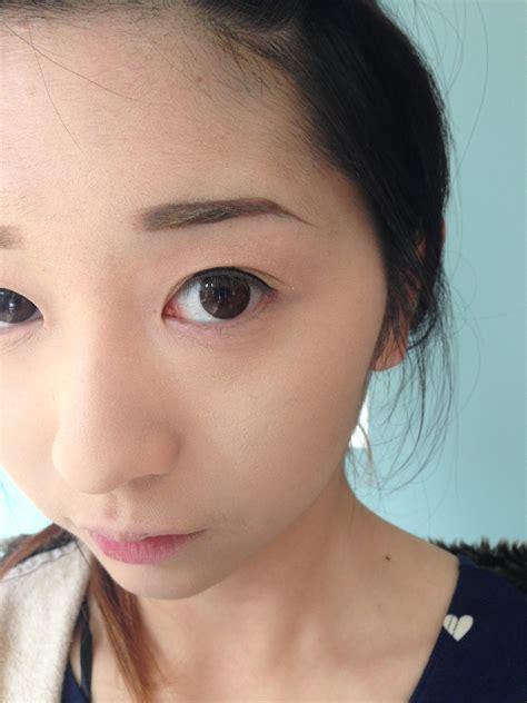 Makeup For Prominent Lower Eyelids Saubhaya Makeup