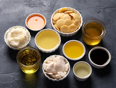 beginners guide  common soap making oils brambleberry