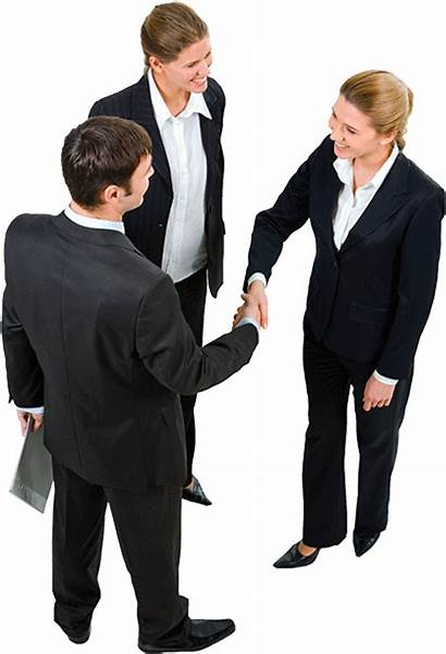 Business Meeting Financial Approach