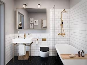 Carrelage Hexagonal Blanc : carrelage hexagonal salle de bain beautiful carreau with ~ Premium-room.com Idées de Décoration