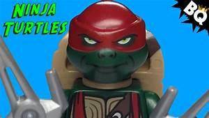 LEGO Ninja Turtles Raphael TMNT Minifigure Comparison ...