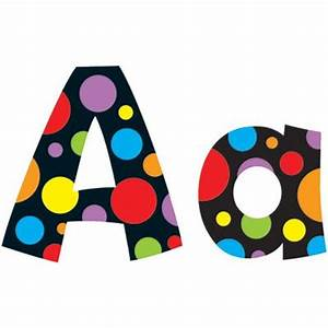 24 best alphabet images on pinterest classroom decor With ready letters for bulletin boards