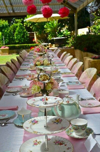 tea party table settings ideas 143 best tablescapes images on pinterest table