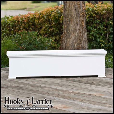 composite newport premier porch deck and patio planter