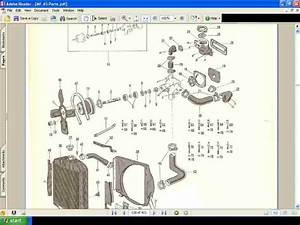 Massey Ferguson Mf 65 Mf65 Tractor Parts Manual 420pgs