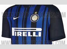Inter, ecco la maglia del 20172018 Primapagina