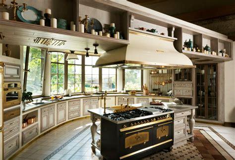cuisine de luxe italienne cuisine de luxe italienne cuisine blanche design pur dans
