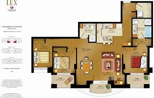 plan appartement 3 chambres With plan maison r 1 100m2 9 plan maison 3d dappartement 2 piaces en 60 exemples