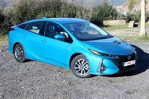 Essai Toyota Auris Hybride 2017 : essai vid o toyota prius rechargeable 2017 hybride rallonge deuxi me acte ~ Gottalentnigeria.com Avis de Voitures