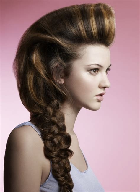 Simple And Hairstyles For Hair by Simple Prom Hairstyles For Hair