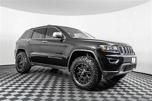 Used Lifted 2018 Jeep Grand Cherokee Limited 4x4 Suv For Sale