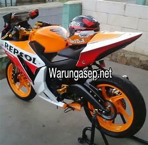 Terinspirasi Cbr1000rr    Modifikasi Honda Cbr150r Repsol