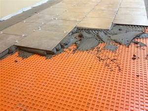 ceramic tile on very unlevel floor doityourselfcom With tiling an uneven floor