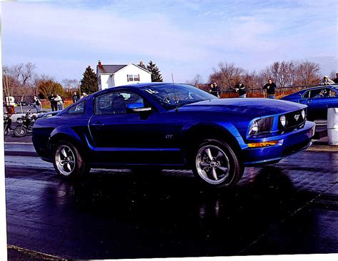 2005 Mustang Gt 0 60 by 2005 Ford Mustang Gt Kenne Bell Supercharged 1 4 Mile Trap