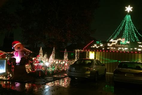 Hastings Ranch Lights by Top 5 Light Displays In Hastings Ranch
