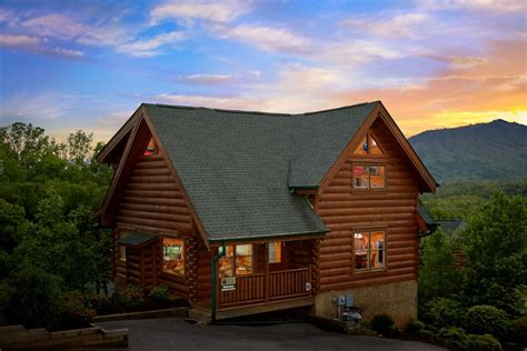 elegant log cabins  sale  south carolina mountains  home plans design